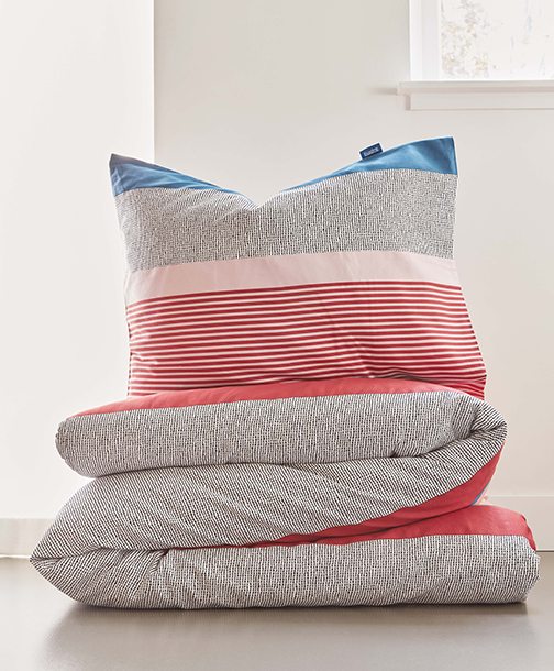 Takano multi duvet cover with pillow case