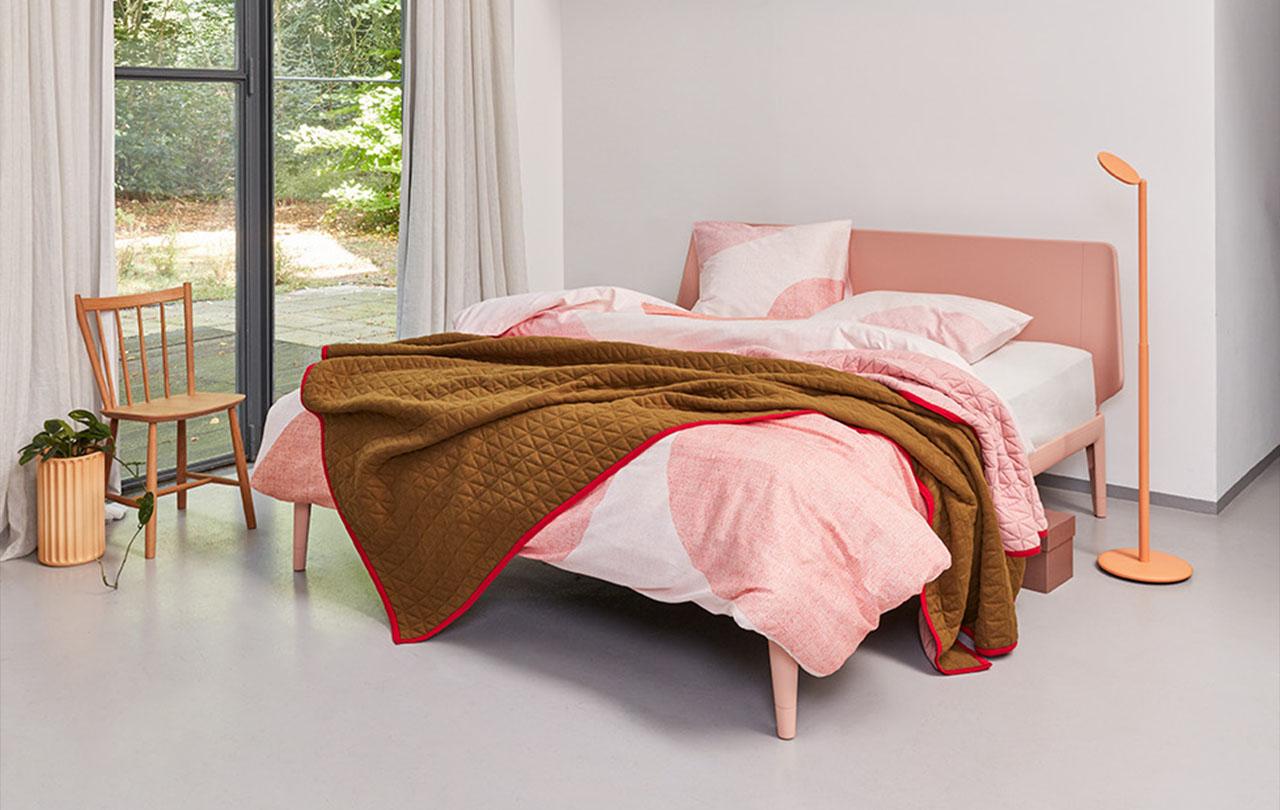 Auping bed spread Serpico