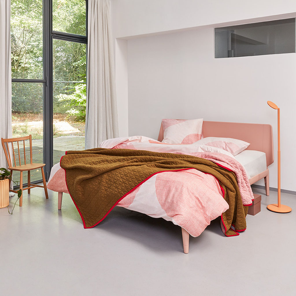 Auping bed spread Satellite