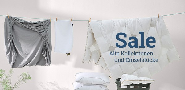 Banner CTA Duvets Pillows Sale DE
