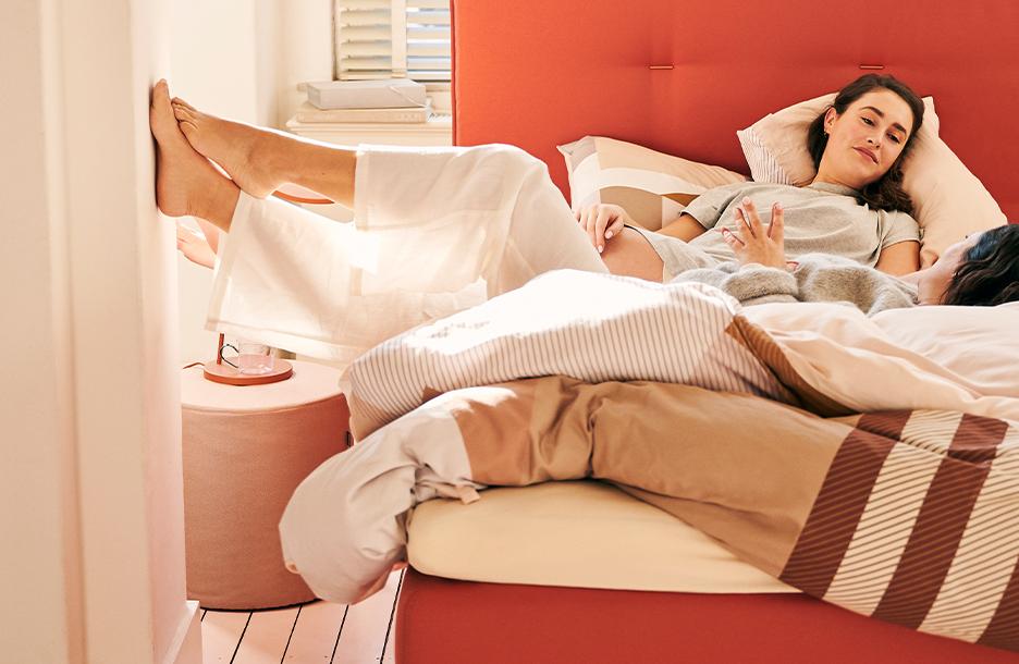 Prestige single mattress topper mood 1